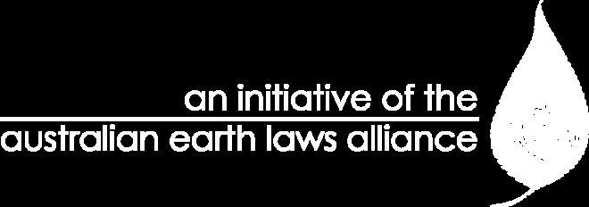 An initiative of the Australian Earth Laws Alliance
